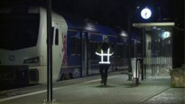 Trein vat vuur in Nederlands-Limburg