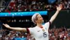 Voetbalster Megan Rapinoe is Sportpersoonlijkheid van het Jaar voor Sports Illustrated