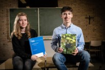 """Laatstejaars (17) slagen met glans voor examens aan de unief: """"Bij top tien van beste studenten"""""""