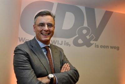 """Joachim Coens: """"Een CD&V'er aan zet? Nu niet aan de orde"""""""