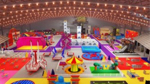 Fungroup bouwt grootste indoor-attractie ooit