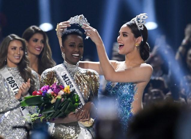 Zuid-Afrikaanse is nieuwe Miss Universe, Angeline Flor Pua niet in top 20