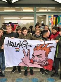 Habbekrats houdt halt in De Lettertuin met Heldentoer