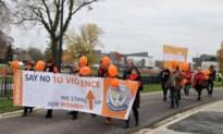 Soroptimisten betogen tegen geweld op vrouwen