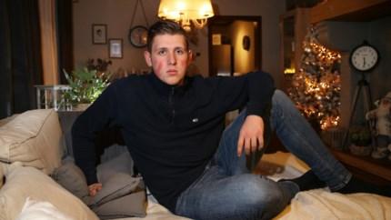 17-jarige Jarne Kerfs debuteert onder de lat bij Racing Peer