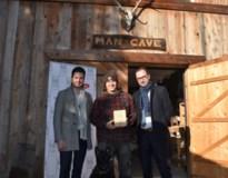 HIB-label voor Mancave Woodworking