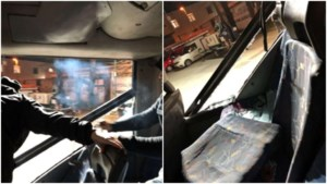 Genkse bussen in Napels aangevallen met hamers en bijlen