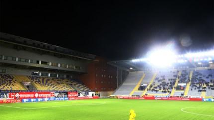 STVV: Tribune Noord gesloten tegen Kortrijk