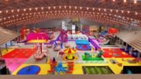 Grootste indoor attractiepark van het land in Ethias Arena