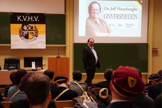 Orde der Artsen opent onderzoek naar uitspraken Jeff Hoeyberghs