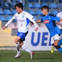 Genkse U19 kan Youth League-campagne ondanks overwicht tegen Napoli niet afsluiten met een zege