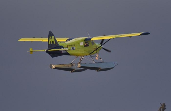 Canadese luchtvaartmaatschappij maakt eerste commerciële vlucht met een elektrisch vliegtuig