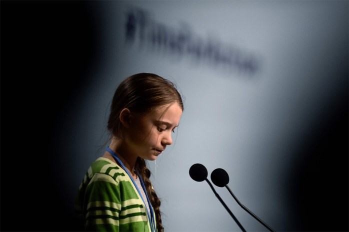 Time Magazine roept Greta Thunberg uit tot Persoon van het Jaar