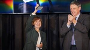 Françoise Chombar, CEO van Melexis, is de 'Limburgse Ondernemer van het Jaar'