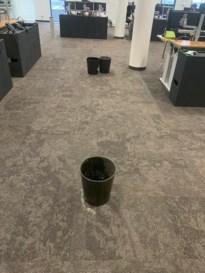 Dak van nieuwe noodcentrale in Hasselt zo lek als een zeef