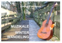 Muzikale winterwandeling op Blueberry Fields