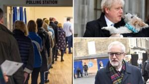 """Britten naar stembus voor """"belangrijkste verkiezing in een mensenleven"""""""