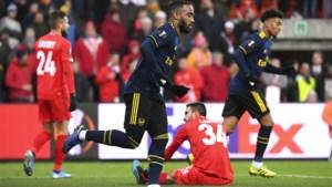 Standard geeft tegen Arsenal dubbele voorsprong uit handen