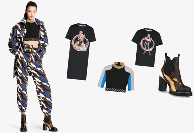 Gamen: ook bij Louis Vuitton in de mode