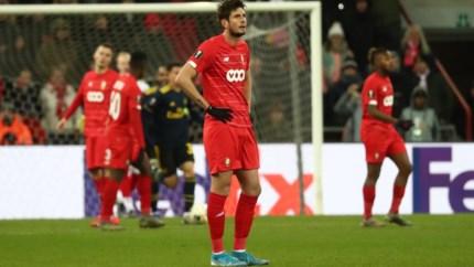 HERBELEEF. Gelijkspel tegen Arsenal is niet genoeg voor Standard