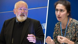 Zuhal Demir maakt slechte beurt bij Europese klimaatcommissaris