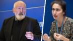 Zuhal Demir maakt slechte beurt bij Europese klimaatcommissaris Frans Timmermans
