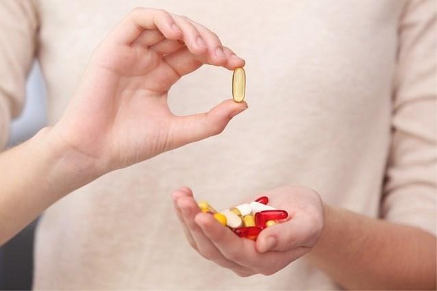 Vitamine D kan als ontstekingsremmer kan dienen