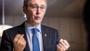 """Lode Vereeck na ontslag UHasselt: """"Ik ben onredelijk zwaar gestraft"""""""