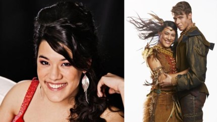 'The voice'-finaliste wordt Pocahontas in nieuwe musical