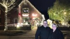7.800 kerstlampjes lichten Waterschei op