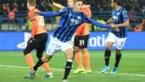 Castagne schiet debutant Atalanta ronde verder