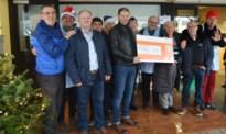 Comitee BergFeest steunt Vriendenkring Vogelzang Laakdal