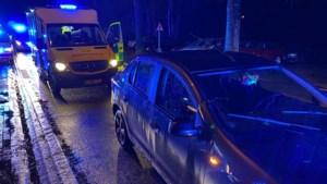 Voetganger omvergereden aan café Blue Mimosa in Zonhoven