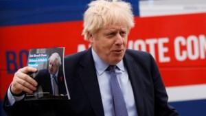 Premier Boris Johnson wil nog voor Kerstmis stemming over zijn Brexitdeal