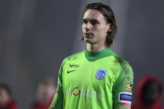 Maarten Vandevoordt verlengt contract bij KRC Genk tot 2023