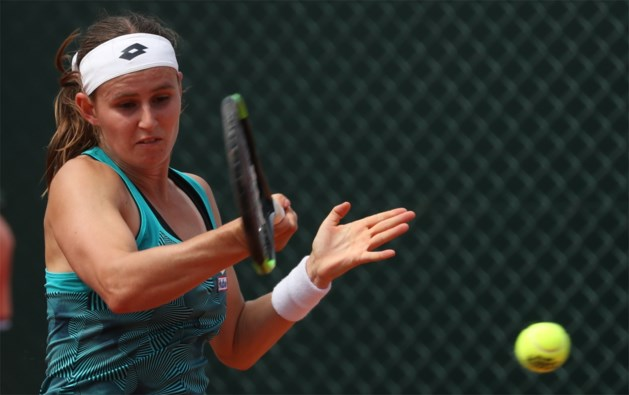 Greet Minnen grijpt naast finaleplaats op ITF-toernooi Dubai