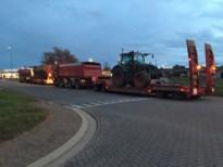 Tractor getakeld in Dilsen-Stokkem