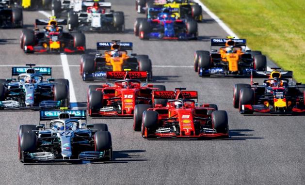 'De F1 komt pas terug in de zomer'