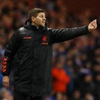 Steven Gerrard verlengt contract als hoofdtrainer van Rangers tot 2024