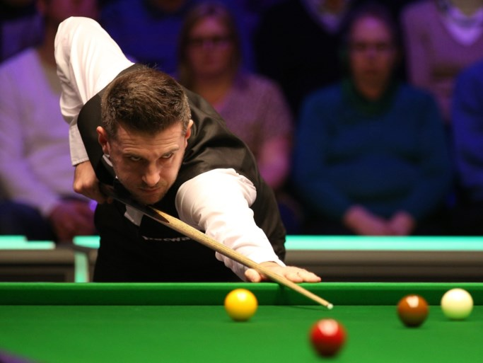Mark Selby wipt ongeduldige Ronnie O'Sullivan uit Scottish Open