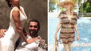 Gluren bij BV's: Koen Wauters zet zijn vrouw in de bloemetjes, Eva Daeleman deelt foto zonder make-up