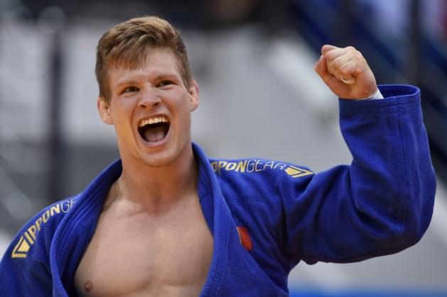 Matthias Casse pakt goud op Masters judo na forfait van wereldkampioen