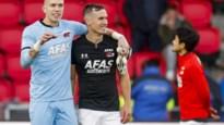 Stijn Wuytens legt met AZ Ajax vuur aan de schenen