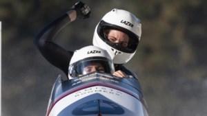 An Vannieuwenhuyse en Sara Aerts finishen als vijfde in Europe Cup bobslee in het Duitse Winterberg