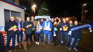 KRC Genk verzamelt 25 ton voedsel voor Sint Vincentius