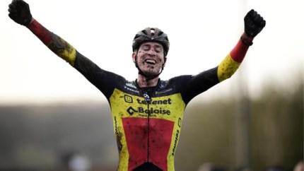 Sensatie op de Hotondcross in Ronse: Toon Aerts smeert Mathieu van der Poel eerste nederlaag van het seizoen aan