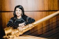 Harpiste Anneleen Lenaerts ruilt Wenen even voor Beringen