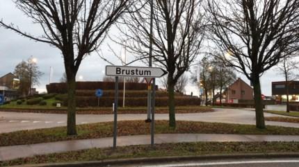 Opnieuw fout naambord Brustem in Ordingen