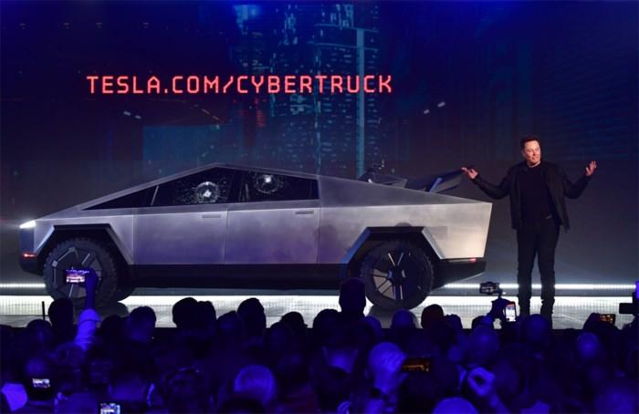 Spraakmakende Tesla Cybertruck 'te gevaarlijk' voor Europa