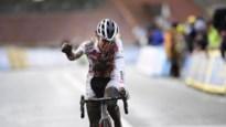 Modder deert Nederlandse dames niet in Ronse: Ceylin Alvarado topt Nederlands podium